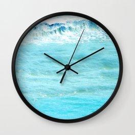 vertical flip Wall Clock