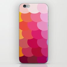 Rainbow Fish iPhone & iPod Skin