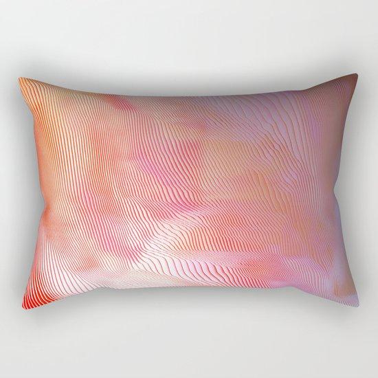 Sundown reflection Rectangular Pillow
