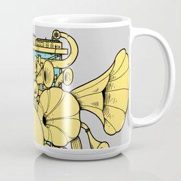 Gramophone DJ Coffee Mug