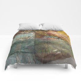 New York Mouth Version 2 Comforters