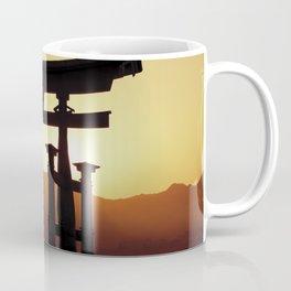 Miyajima Torii Gate Coffee Mug