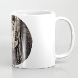 Dismay In Fox Mask Coffee Mug