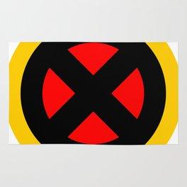The X logo Rug