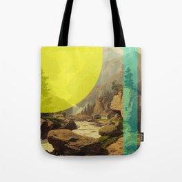 Ellow Tote Bag