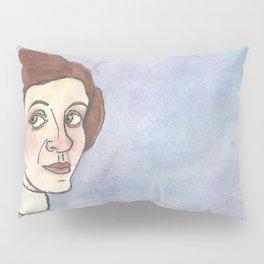 Space Princess Pillow Sham