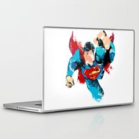 hero Laptop & iPad Skins featuring HERO by ALmighty1080