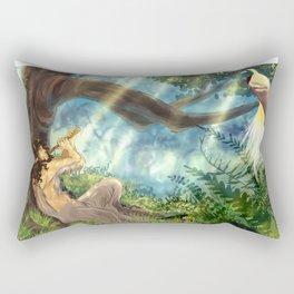 faun Rectangular Pillow