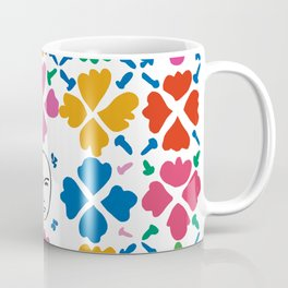 Large Composition with Masks by Matisse Coffee Mug