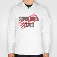 seahawks Hoodies featuring Seahawks' Super Bowl WIN by kltj11