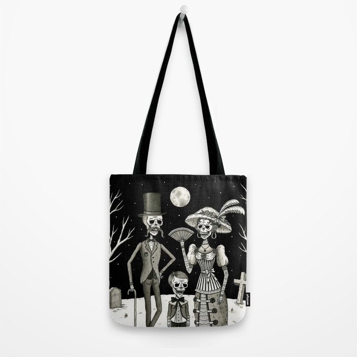 Family Portrait of the Passed Tote Bag