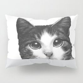 are you looking for me? Pillow Sham