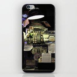 St. Patricks Money iPhone Skin