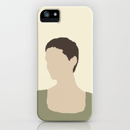 Fantine - Anne Hathaway - Les Miserables iPhone Case