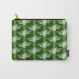 lily of the valley pattern Carry-All Pouch