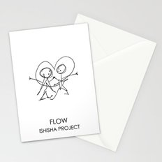 FLOW by ISHISHA PROJECT Stationery Cards