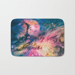 The awesome beauty of the Orion Nebula  Bath Mat