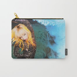 Lady Wave Carry-All Pouch