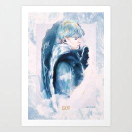 please_do_not_drown.jpg Art Print