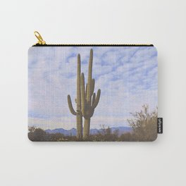 Cactus at Dusk Carry-All Pouch