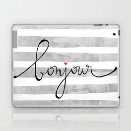 bonjour Laptop & iPad Skin