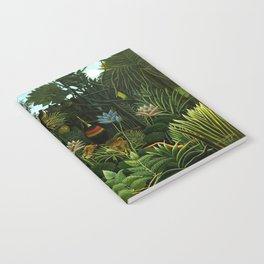 Henri Rousseau The Dream Notebook