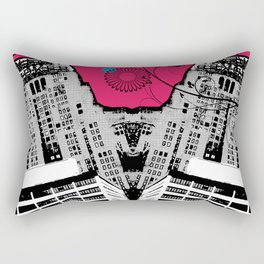 The New Yorker 2 Rectangular Pillow