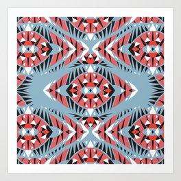 Mix #438 Art Print