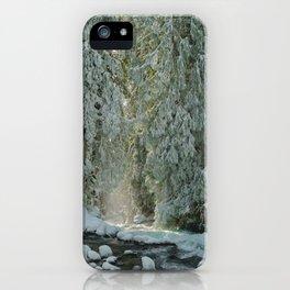 Wanderlust Wonder  - Nature Photography iPhone Case