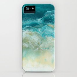 Island Bliss iPhone Case