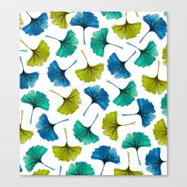 Ginkgo Flush Canvas Print
