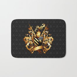 Medieval Coat of Arms Bath Mat