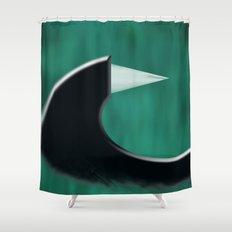 Seabird Shower Curtain