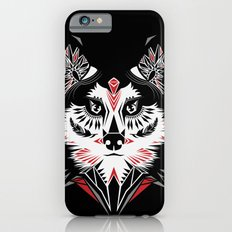 American Indian wolf iPhone 6s Slim Case
