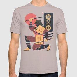 S is for Samurai T-shirt