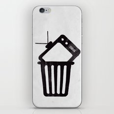 Goodbye TV iPhone & iPod Skin