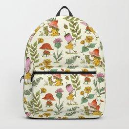 Summer Fairy Folk Backpack