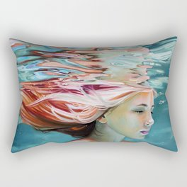 Spotless mind Rectangular Pillow
