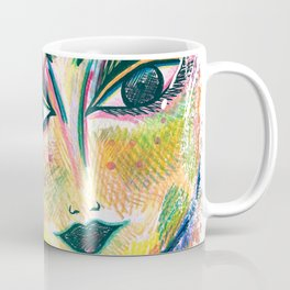 In the Midst of Our Lives, We Must Find the Magic that Makes our Souls Roar Coffee Mug