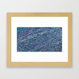 traipse Framed Art Print