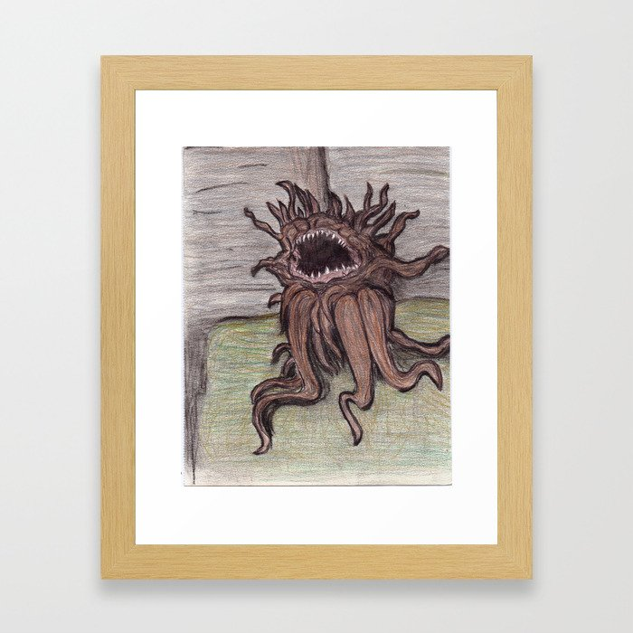 Malboro  Framed Art Print
