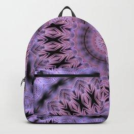 Mandala with tiny folding Backpack