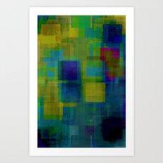 Digital#3 Art Print
