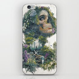 Between Life and Death iPhone Skin