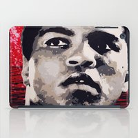 ali iPad Cases featuring Ali by CjosephART