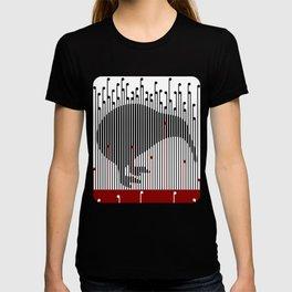 Kiwi in Rapou T-shirt
