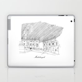 Michelangelo Laptop & iPad Skin