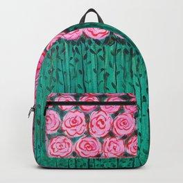 Hay 66 rosas en tu honor Backpack