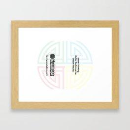 Herrmann iPad Cover Framed Art Print