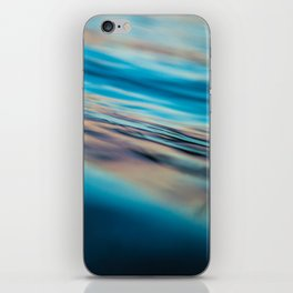 Oily Reflection iPhone Skin